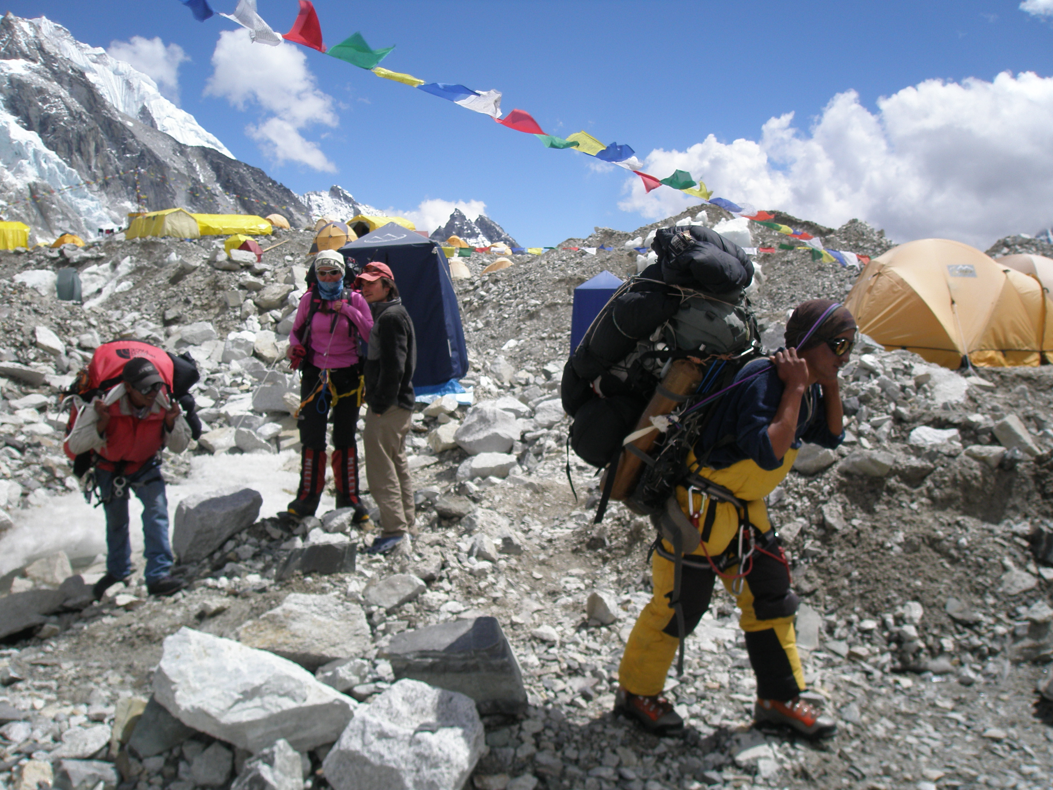 sherpas of nepal Nepal sherpa people page is for those looking information about sherpas and climbing records.